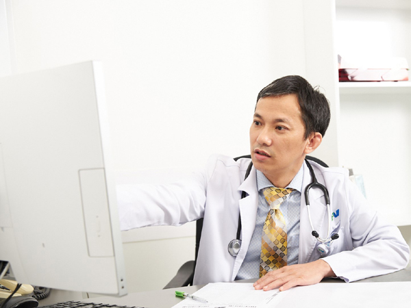 BệnhviệnFV: 'Cứu chữabệnhnhân là món quà lớn nhất'