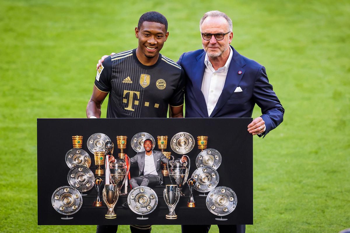 Real Madrid ký Alaba tuần này, lương 12 triệu euro