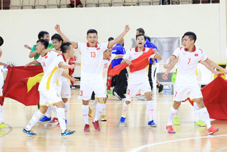 """""""Futsal Việt Nam và Thái Lan là niềm tự hào ASEAN"""""""