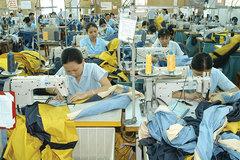 Tax tweak puts strain on apparel makers