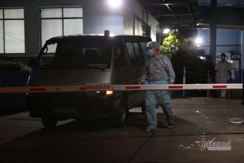 TP.HCM phong tỏa tạm thời bệnh viện Nhân dân Gia Định ngay trong đêm