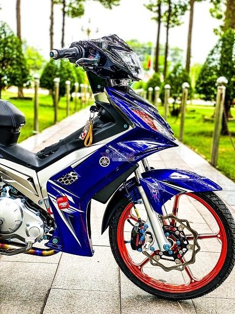 """Yamaha Exciter 150 2010 độ """"kiểng"""" cực chất của dân chơi Bình Phước"""