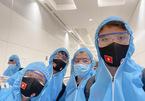 Tuyển Việt Nam bảo hộ kín mít, đổ bộ UAE