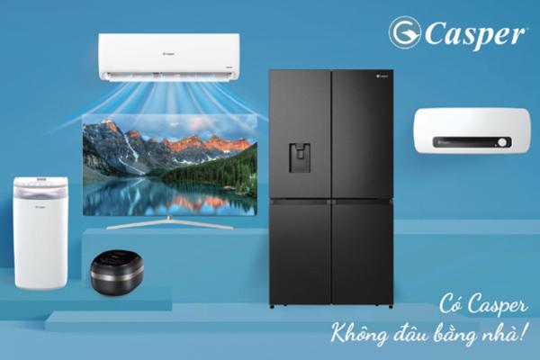 2 lợi thế chính giúp Casper 'ghi điểm' trên thị trường điện gia dụng Việt Nam