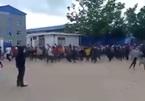 Rộ tin hàng nghìn công nhân Campuchia chạy khỏi xưởng trốn cách ly Covid-19