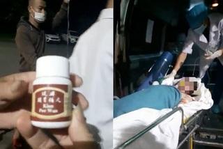 Cô gái tử vong sau khi uống thuốc giảm cân mác Trung Quốc