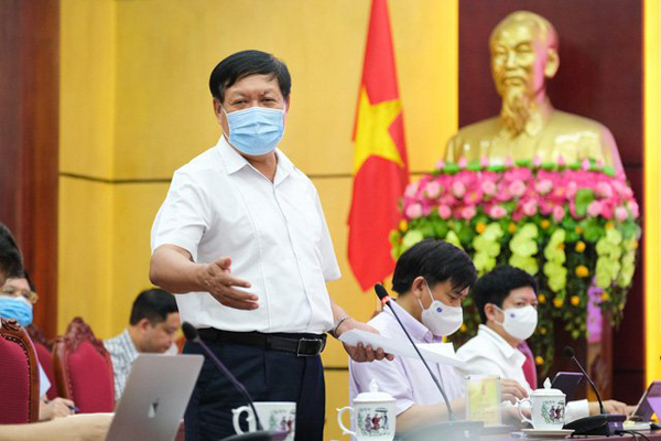 Bộ Y tế cử thêm 1 Thứ trưởng về Bắc Ninh 'cắm chốt'