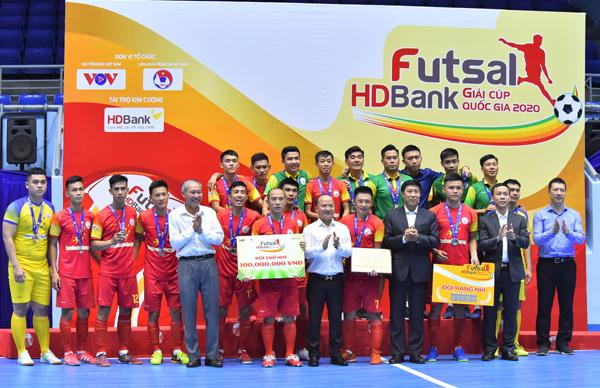 Futsal Việt Nam lần thứ 2 dự World Cup: Ươm mầm xanh, hái trái ngọt
