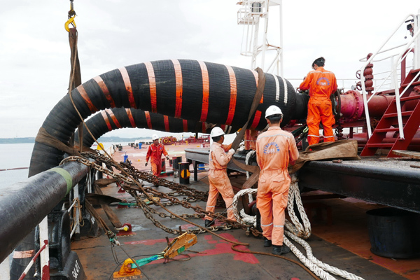 Vinh quang BSR: 12 năm, 80 triệu tấn dầu thô