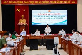 Hai phương án thi tốt nghiệp THPT 2021 dự kiến của Bắc Ninh