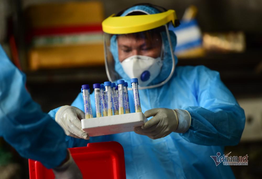 Một nhân viên khu công nghiệp ở TP.HCM dương tính với nCoV