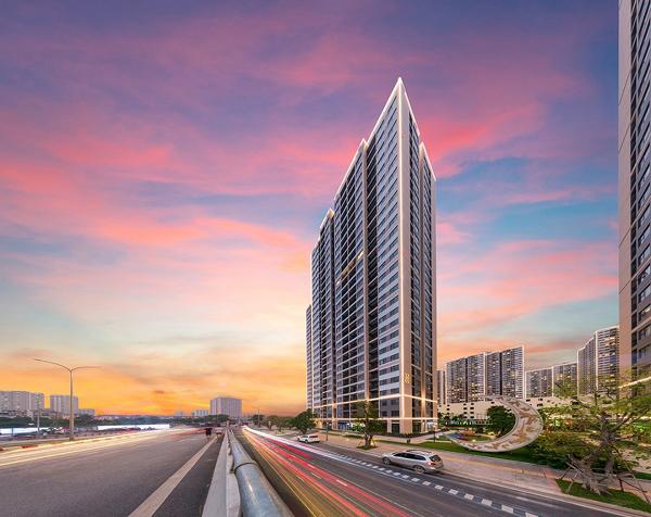 Cơ hội sở hữu căn hộ '3 tốt' phía tây Thủ đô