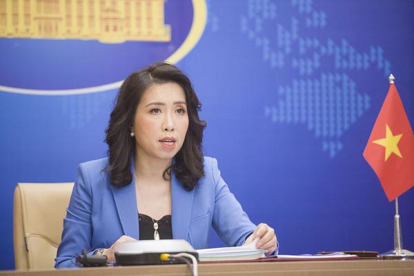 Việt Nam bình luận việc Philippines chuẩn bị cải tạo đảo Thị Tứ
