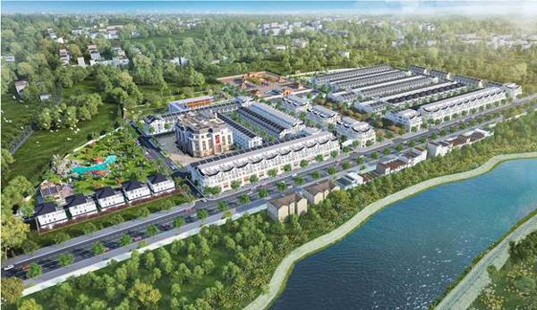 Bất động sản Nghệ An - 'thỏi nam châm' mới hút nhà đầu tư