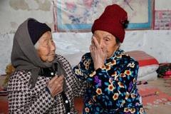 Cụ bà tìm được người thân sau 80 năm bị bắt cóc