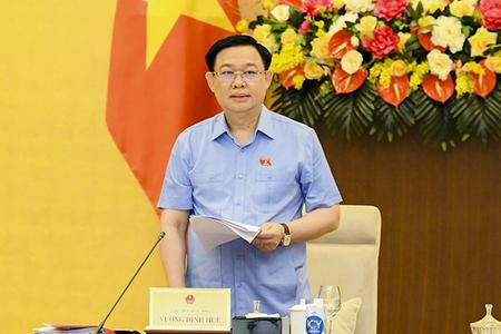 Chủ tịch Quốc hội: Đã bầu đủ 500 Đại biểu Quốc hội khóa XV