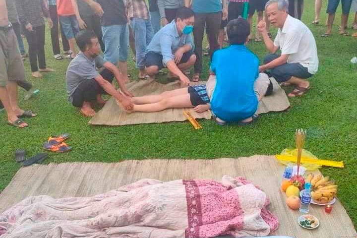 Học sinh lớp 3 ở Hà Tĩnh tử vong vì đuối nước