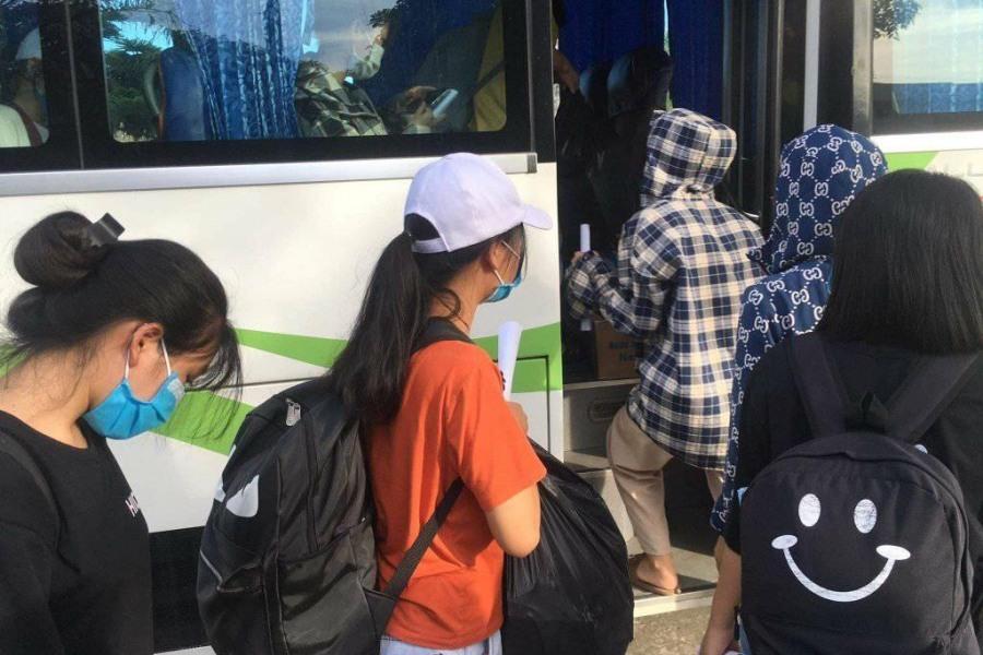 Thư cảm ơn của nữ sinh Nam Định sau 21 ngày cách ly gây xúc động