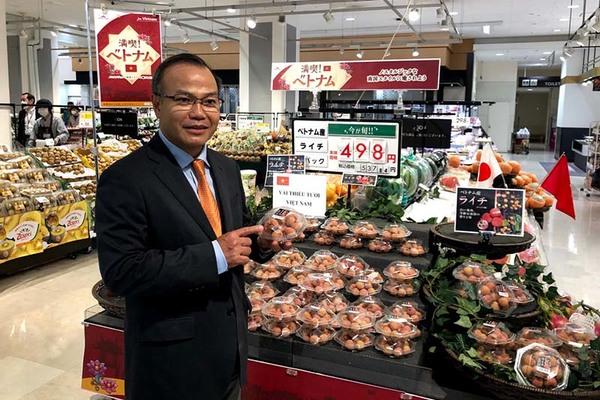 Đặc sản Việt ra mắt chợ mới và cú gây sốt toàn cầu