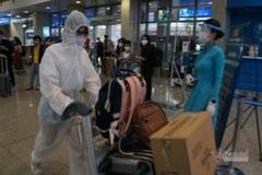 Dừng các chuyến bay quốc tế đến sân bay Tân Sơn Nhất