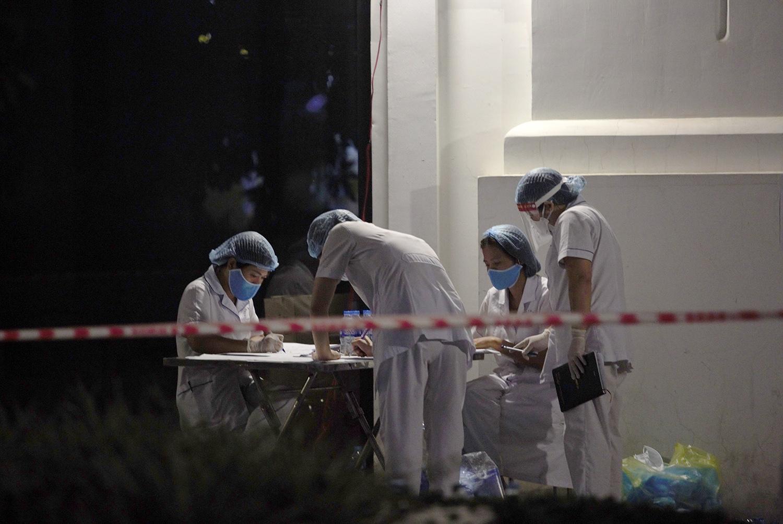 Hà Nội phong tỏa tòa chung cư 32 tầng ở phường Đại Kim