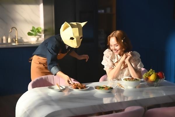 Miu Lê kết hợp Hoàng Dũng trong MV tình yêu ngọt ngào