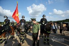 Đại tướng Tô Lâm: Nghiên cứu việc đưa cảnh sát cơ động kỵ binh tham gia tuần tra