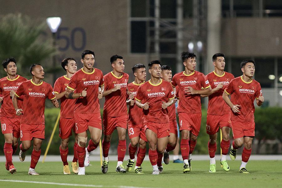 Tuyển Việt Nam đấu Jordan: Màn 'tổng duyệt' ở UAE