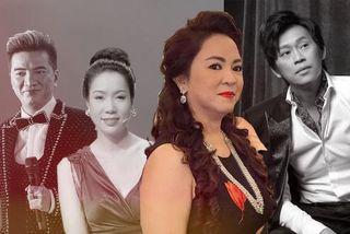 Bà Phương Hằng và cuộc đại náo chấn động giới showbiz