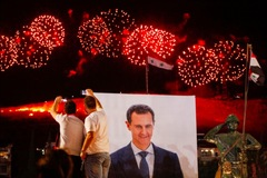 Tổng thống Syria tái cử, phương Tây nghi có gian lận
