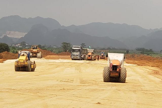 Lộ diện doanh nghiệp trúng thầu xây lắp 2 dự án cao tốc Bắc - Nam