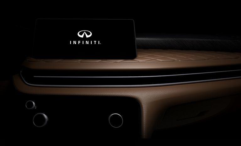 SUV hạng sang Infiniti QX60 2022 sắp ra mắt