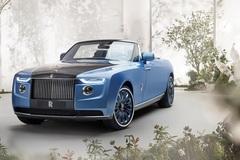 Chiêm ngưỡng Rolls Royce 'Boat Tail' giá siêu đắt 28 triệu USD