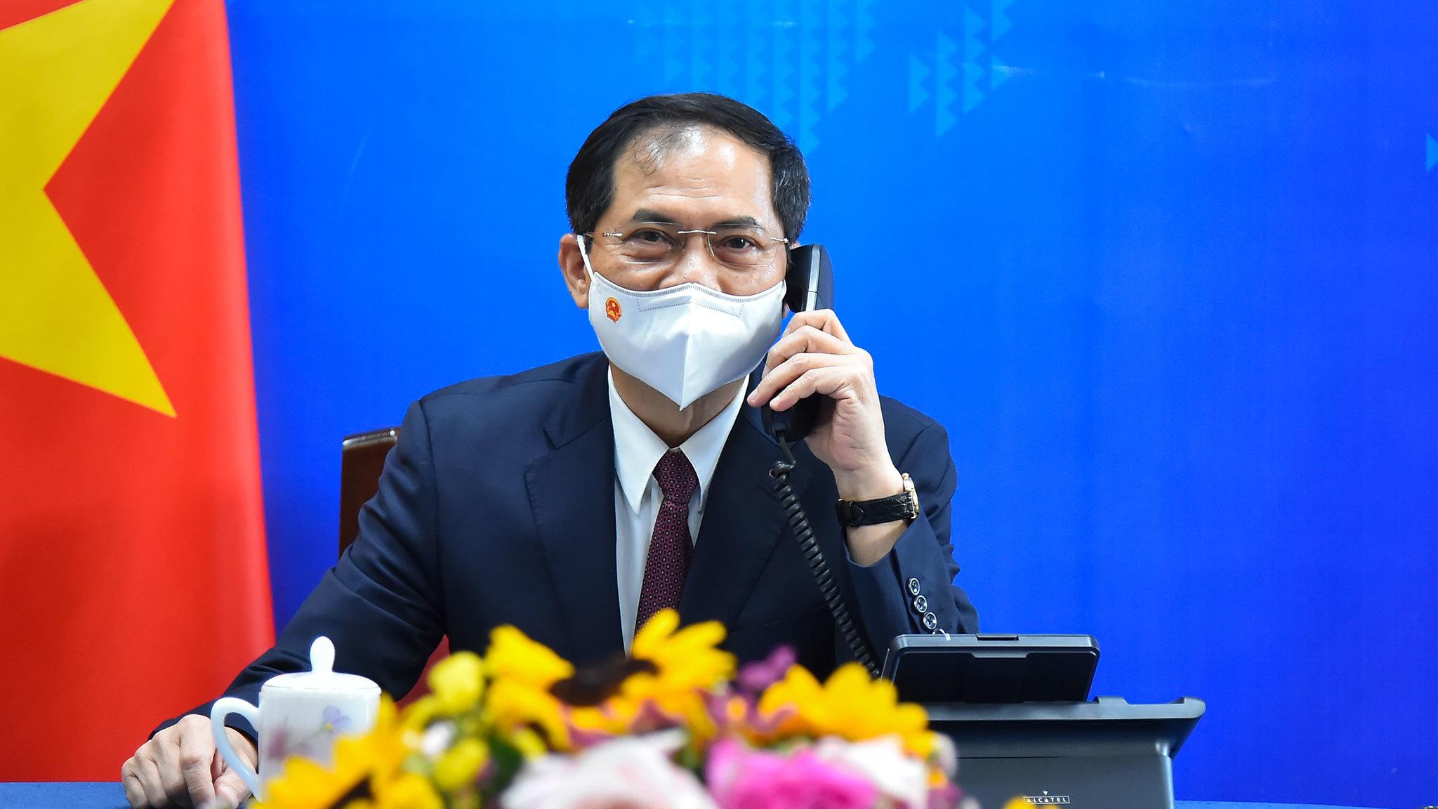 Mỹ sẽ tiếp tục hỗ trợ Việt Nam tiếp cận vắc xin Covid-19