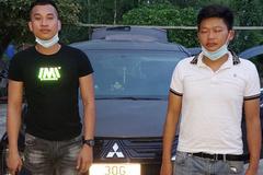 Bị bắt khi chở 4 người Trung Quốc vào Đà Nẵng với giá 20 triệu đồng