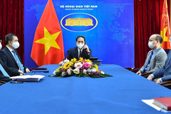 US helps Vietnam access COVID-19 vaccine sources