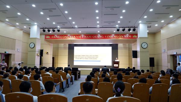 VietnamPost đồng bộ nền tảng số toàn mạng lưới