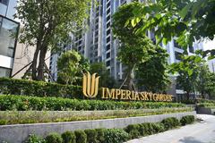 Xanh mát những khu vườn Imperia