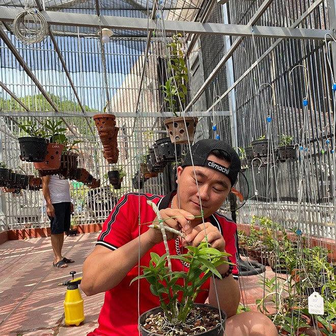 Ông chủ vườn lan Hoà Bình lưu ý 6 điiều cần biết khi trồng lan