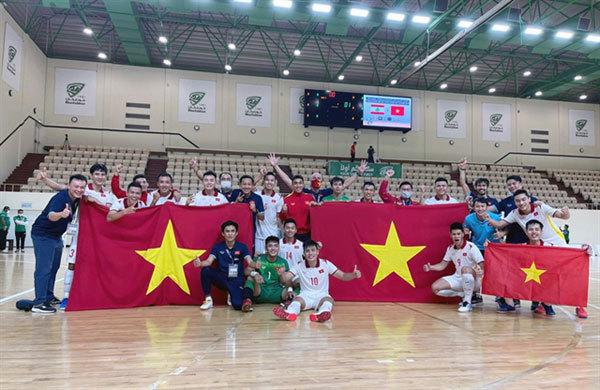 Vietnam deserve World Cup Futsal finals slot: coach