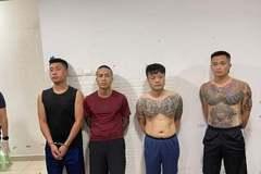Bắt nhóm thanh niên mở tiệc ma tuý lộ 2 đối tượng truy nã