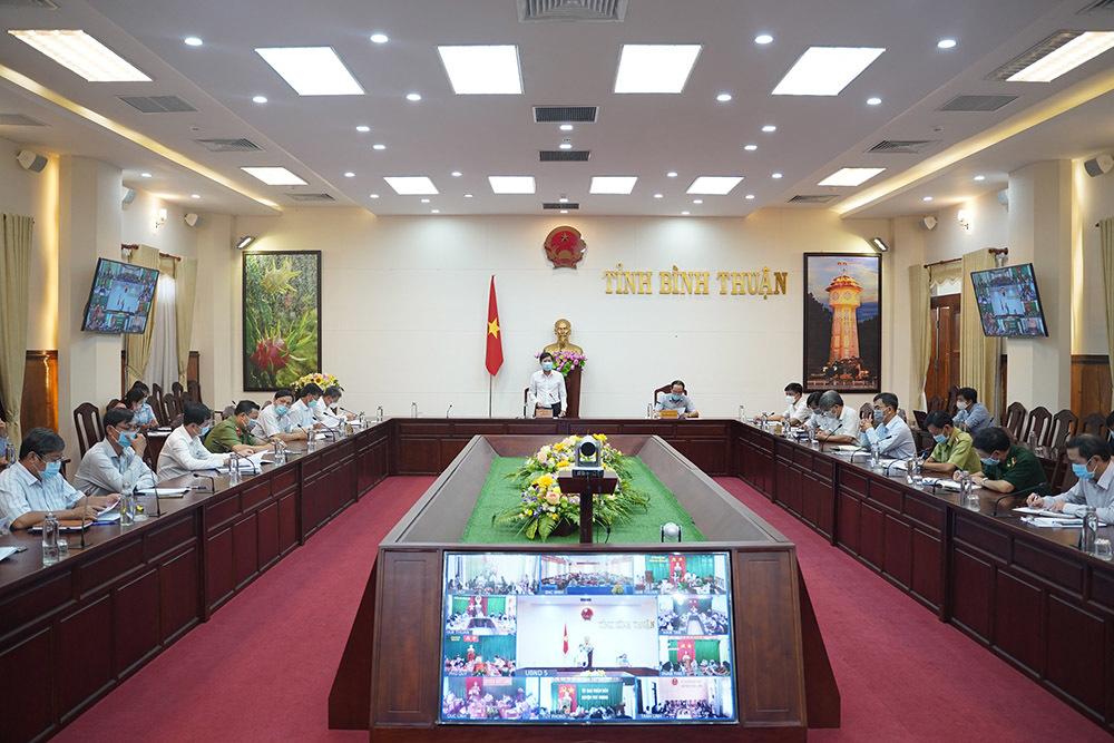Bình Thuận dừng xe khách đi đến TP.HCM từ 29/5 đến 4/6