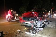 Gây tai nạn làm 1 phụ nữ trọng thương, tài xế loạng choạng rời hiện trường
