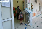 A close look at COVID-19 quarantine site for kids in Vietnam