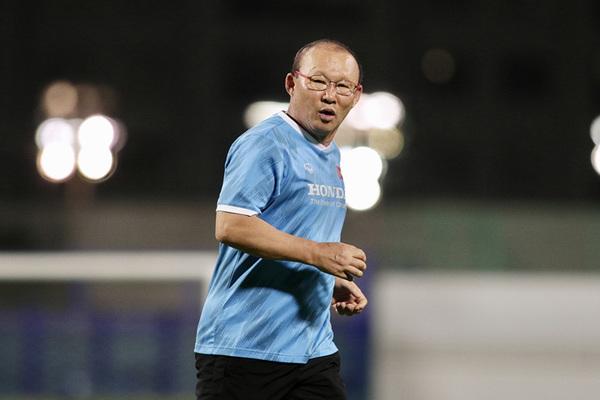 HLV Park Hang Seo: 'Mong tuyển Việt Nam không đụng Hàn Quốc'