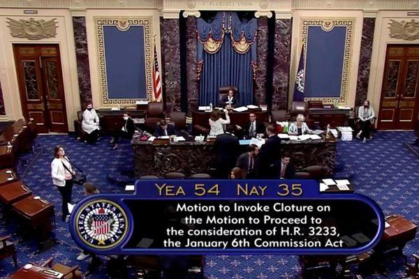 Đảng ông Trump ngăn Thượng viện điều tra vụ bạo loạn Đồi Capitol