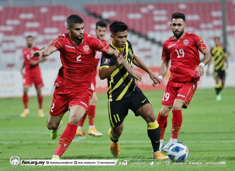 Malaysia thua trận thứ 2 liên tiếp trước vòng loại World Cup