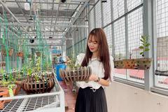 Chủ vườn Bắc Ninh mách cách trồng lan đơn thân nhanh ra rễ