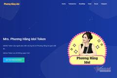 """Cảnh báo tiền ảo Phương Hằng token """"đắt hàng"""" sau vụ livestream"""