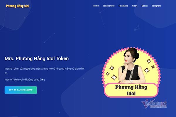 Cảnh báo tiền ảo Phương Hằng token 'đắt hàng' sau vụ livestream